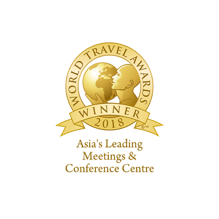 World Travel Awards 2018   Asia's Leading Meetings & Conference Centre