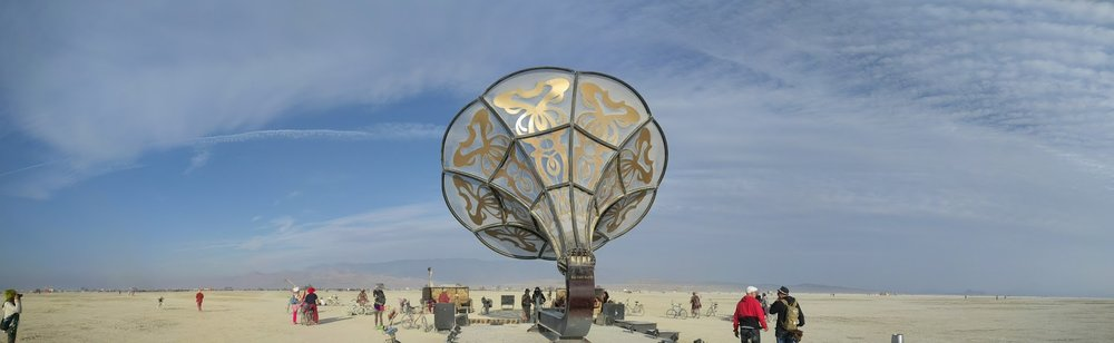 Burning Man 2016 (photo: Mike Pearson)