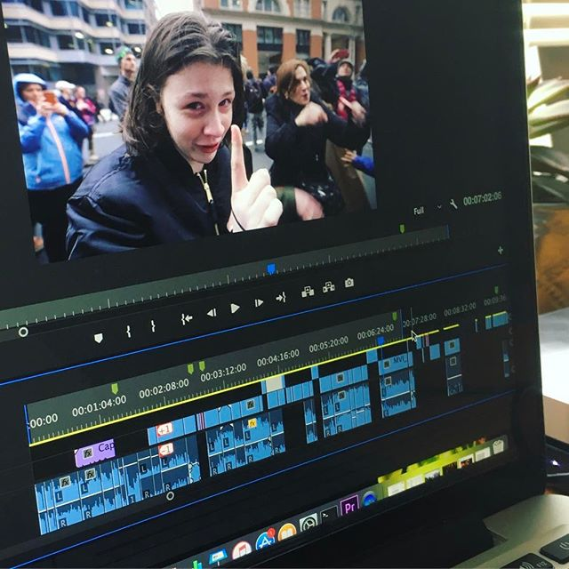 We've got some exciting project updates around the corner and we can't wait to share them! Meanwhile, we're off to post-production land... #documentaryfilm #postproduction #independentfilm #bts #73dayslater #bignews