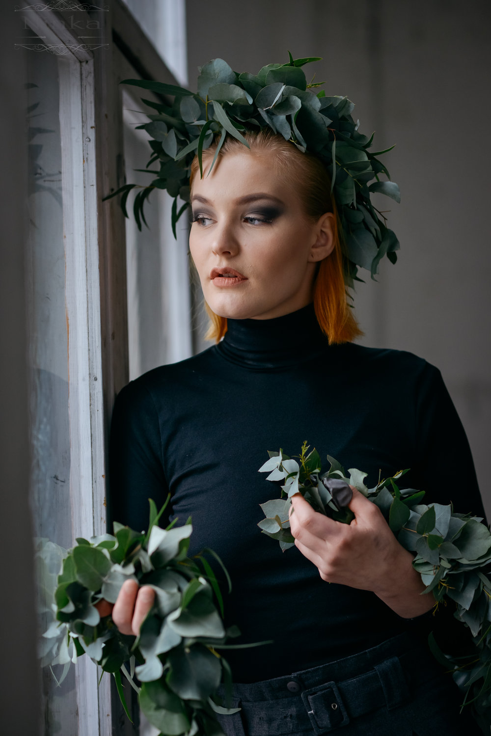 Kukat Penttala Floral Design, malli/Muah Janina Junttila
