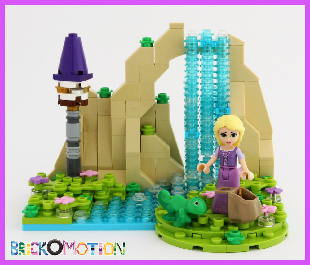 Rapunzel's microtower