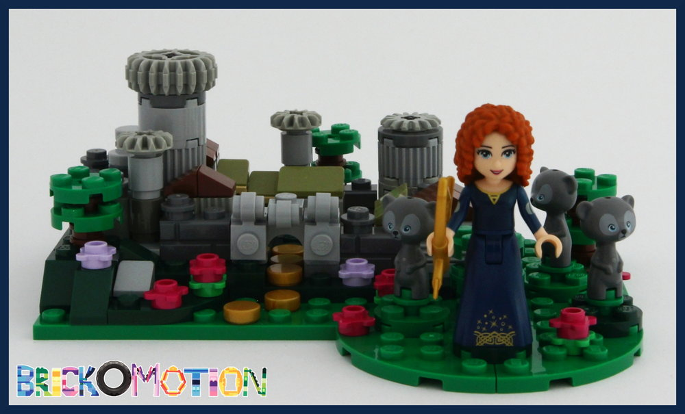Merida's microcastle