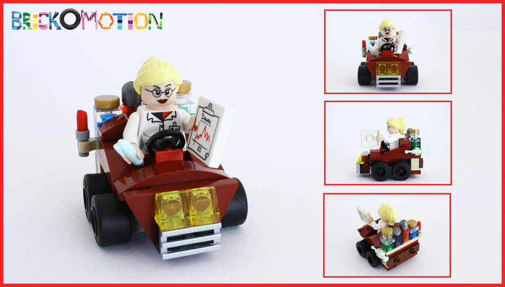 Harley Quinn Mighty Micro