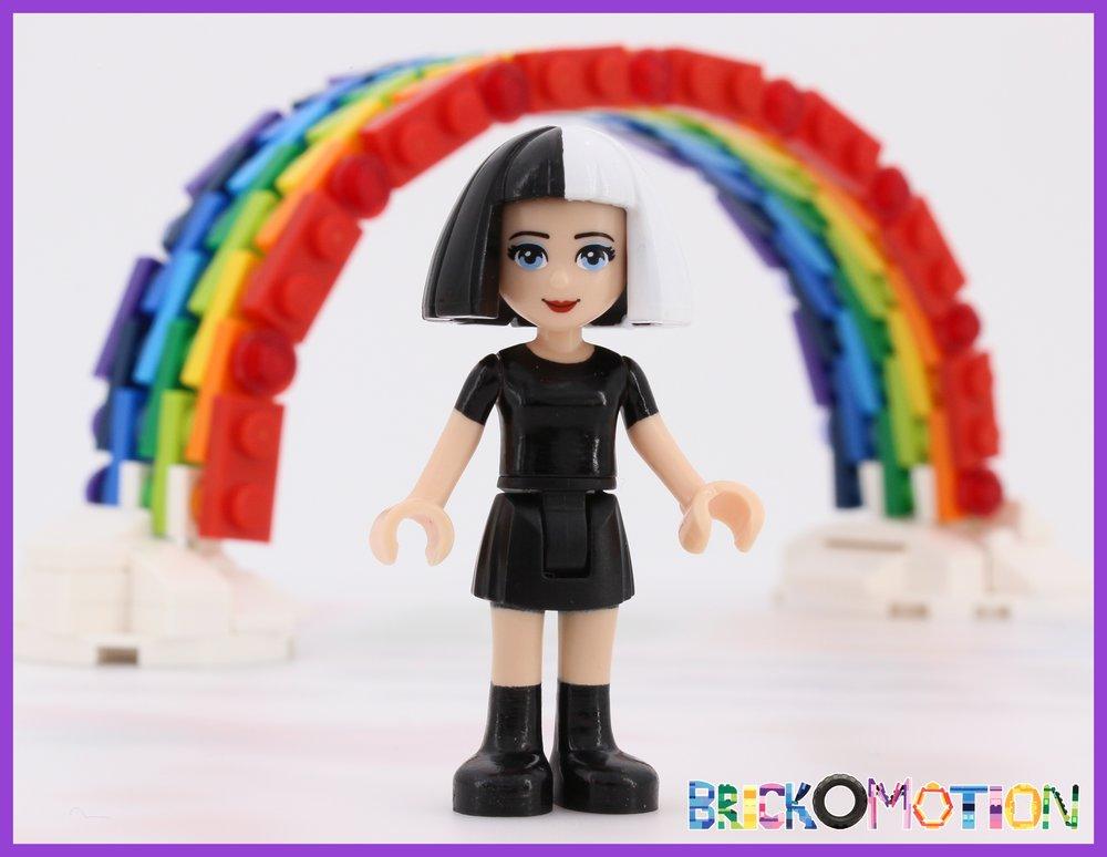 LEGO Sia: I Can See a Rainbow