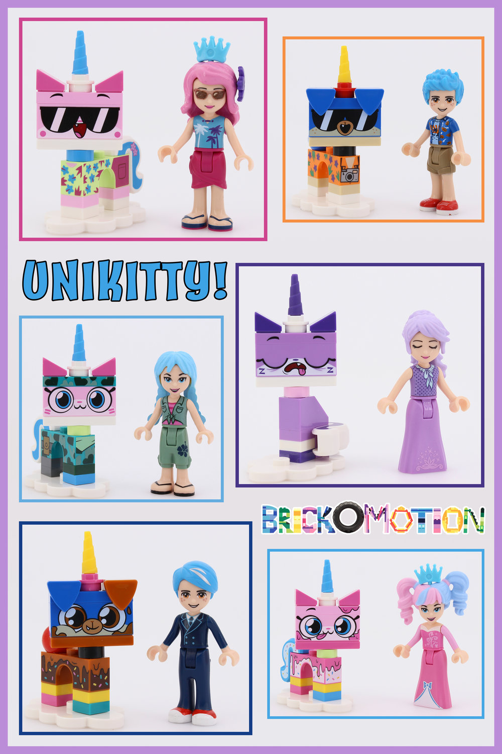 Unikitty! Blind Bags Dollify 1