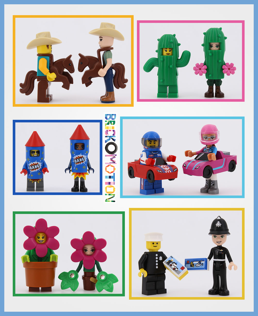 LEGO Series 18 Blind Bags Dollify 3