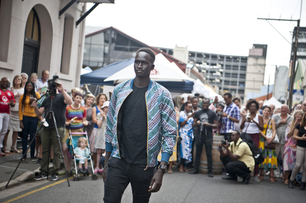 Sanaa Street Festival Fashion Parade, presented by Ms and Mr Africa South Australia