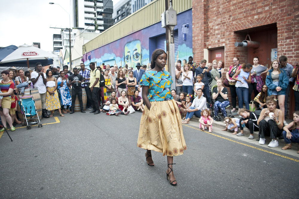 Sanaa Fashion Parade presented by Ms and Mr Africa South Australia
