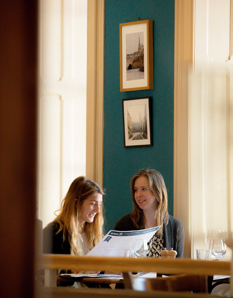 Sunday dining at Green Park Brasserie, Bath