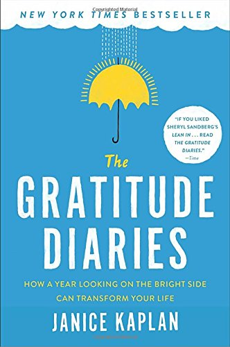 5. Gratitude - What's the fastest way to be happy with your life? Be thankful for it. This book is a great story about the transformation that happens when you always look on the bright side of life.