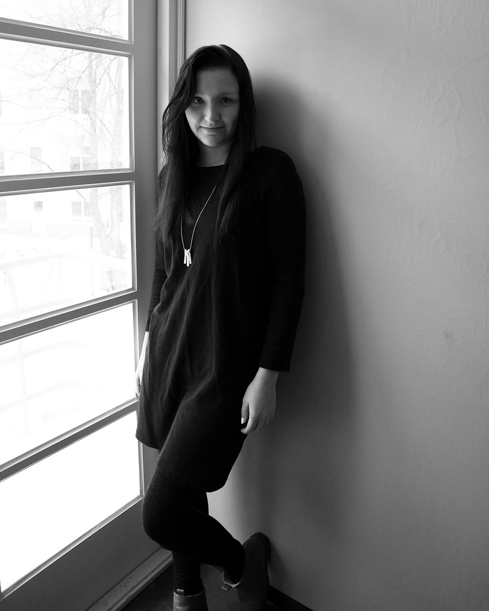 Designer Jenni Janina