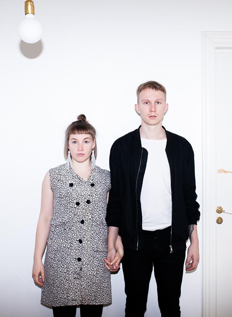 SAMU: Inka Lähteenaro & Nico Vehmas