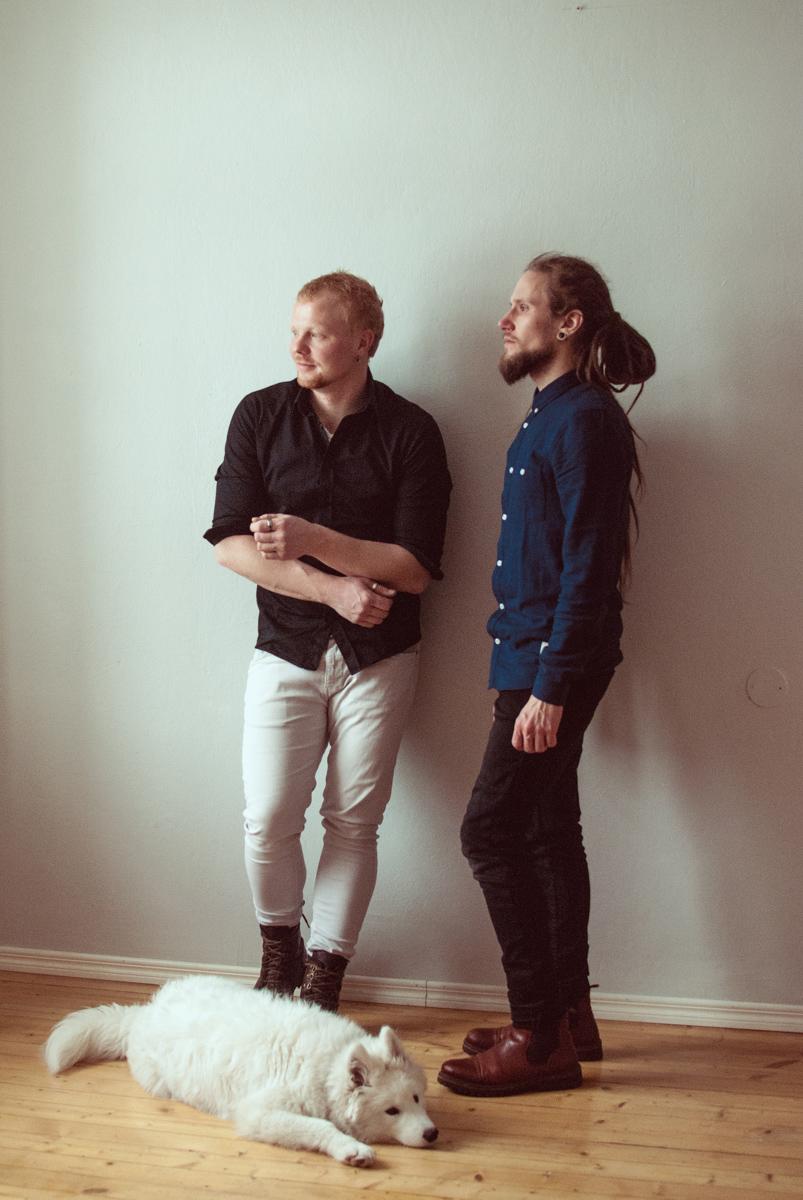 Paja&Bureau: Eetu Enqvist & Nino Hynninen