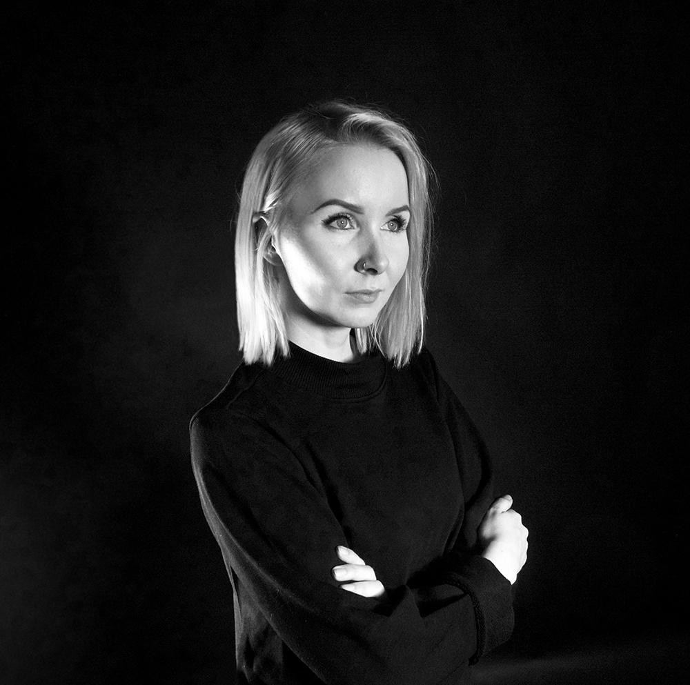 Designer Laura Meriluoto