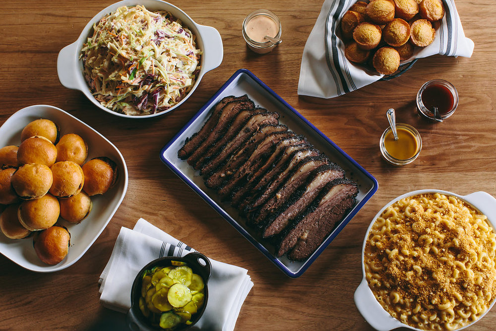 Copy of Bluebird BBQ | Party Order at Home