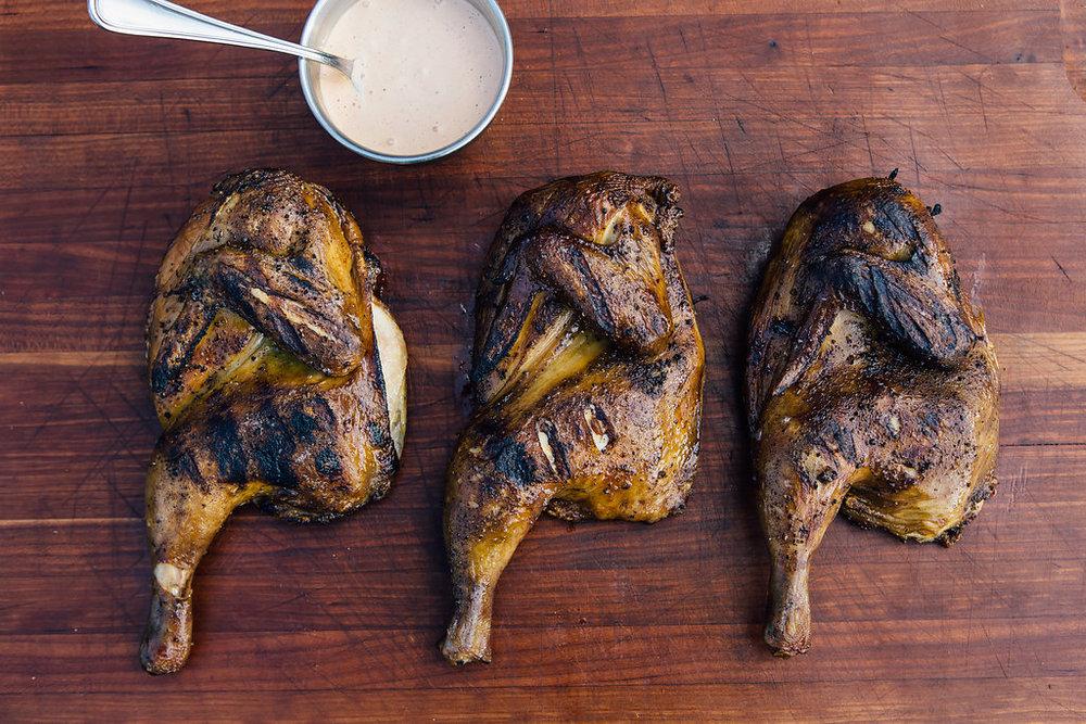 Bluebird BBQ | Smoked Chicken