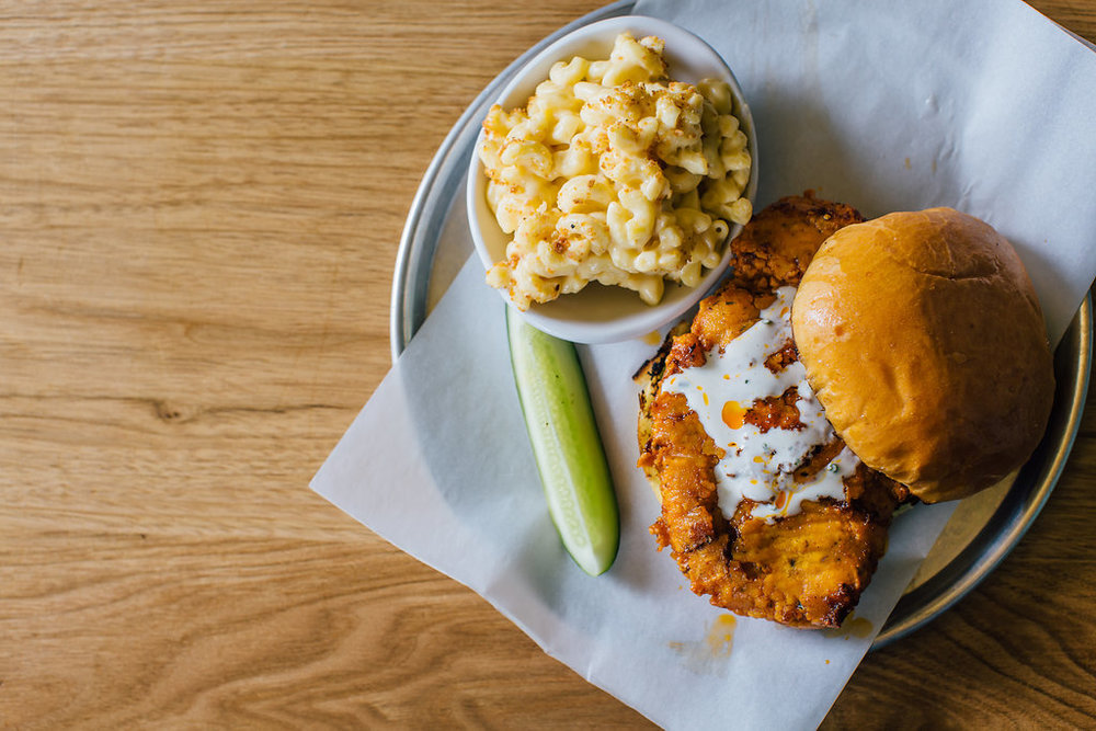 Bluebird BBQ | Nashville Hot Chicken