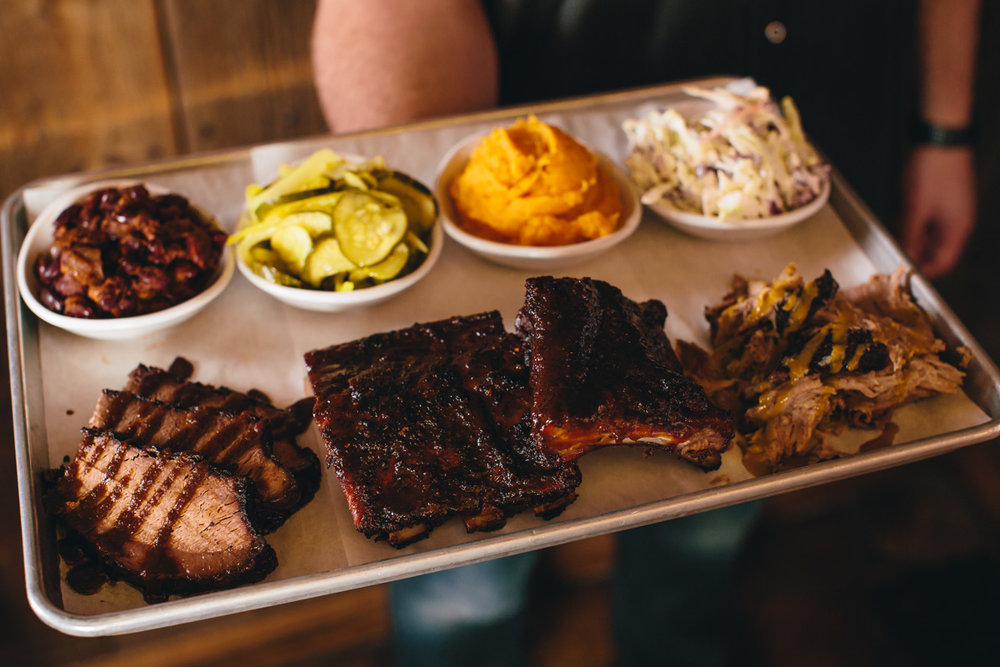 Copy of Bluebird BBQ | BBQ for Two