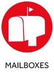 Bristol Mailboxes centre