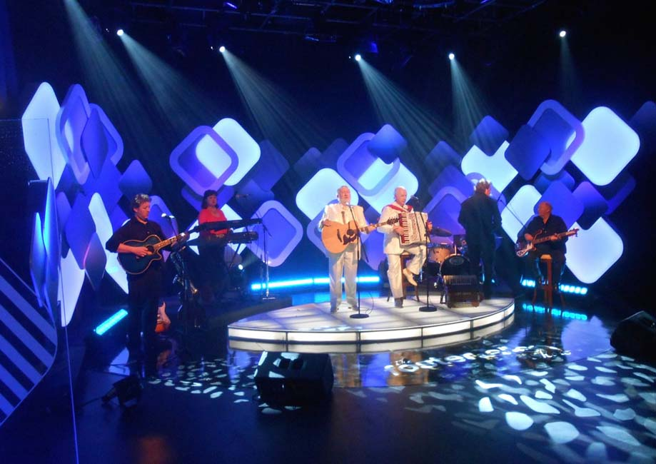 TG4 Stage Set The Foster And Allen Show 2014