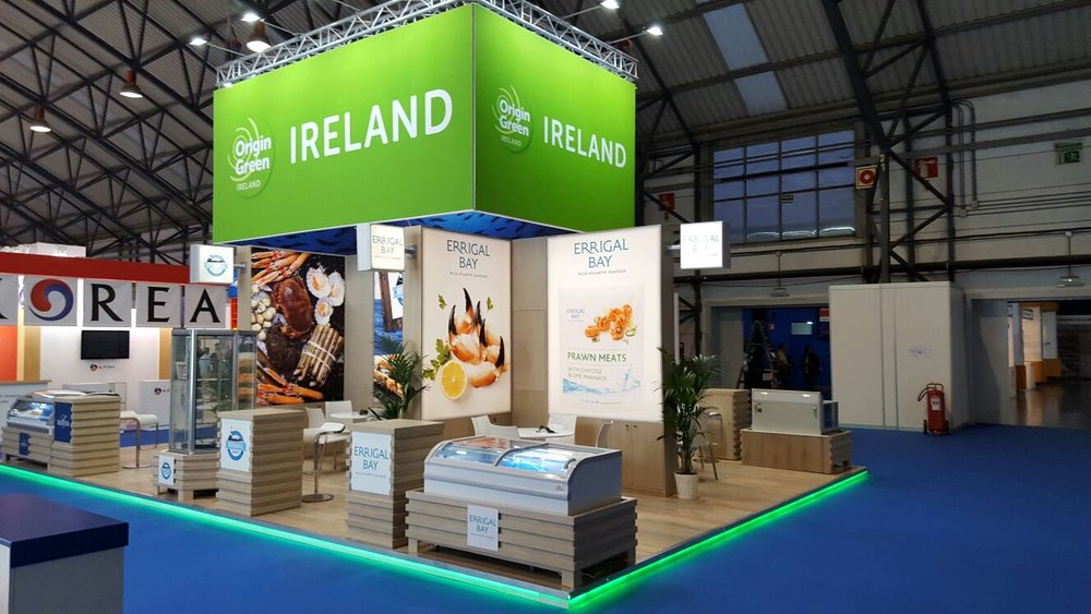 Bord Bia Exhibition Stand