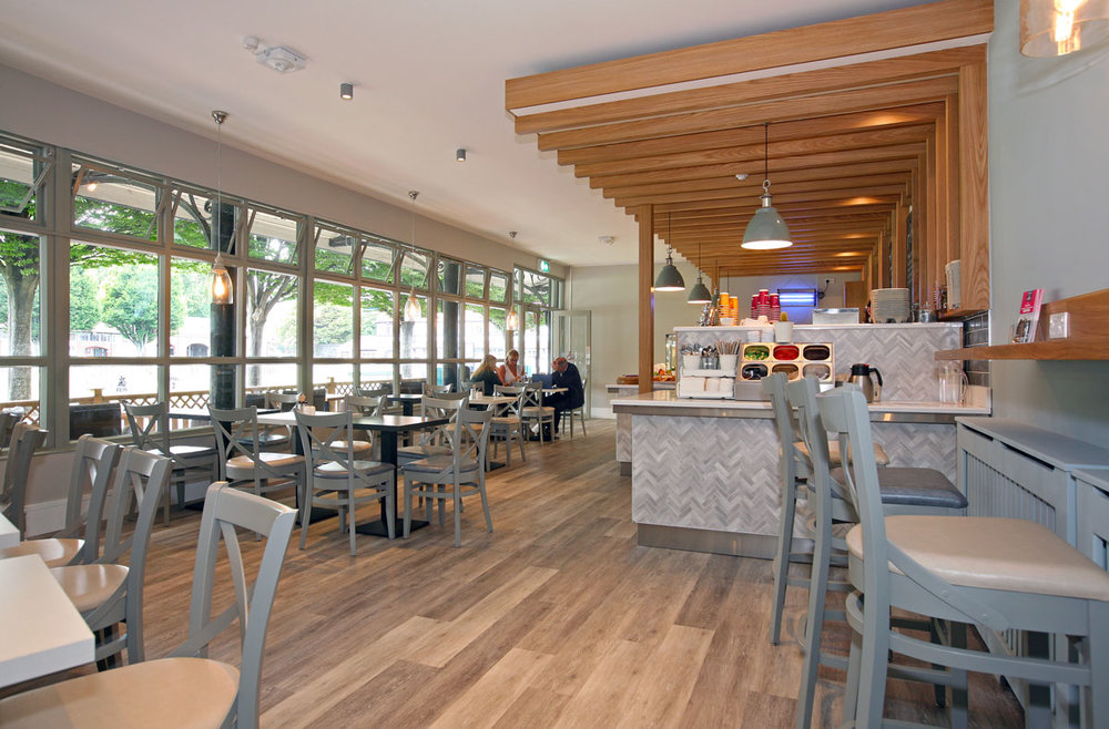 Inspire Café at the RDS