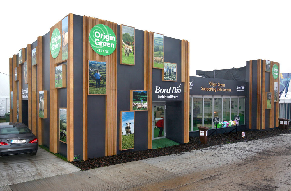 Bord bia unit at the national ploughing championships 2018