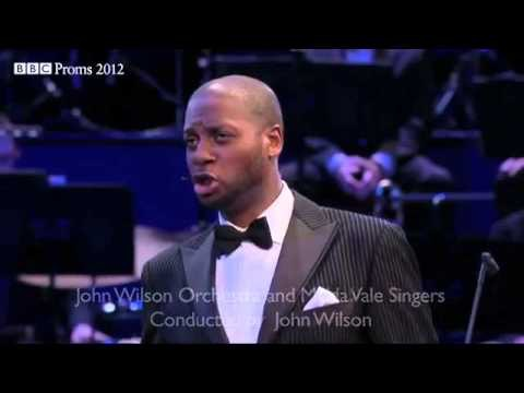 BBC Proms - The Broadway Sound Prom with the John Wilson Orchestra at the Royal Albert Hall