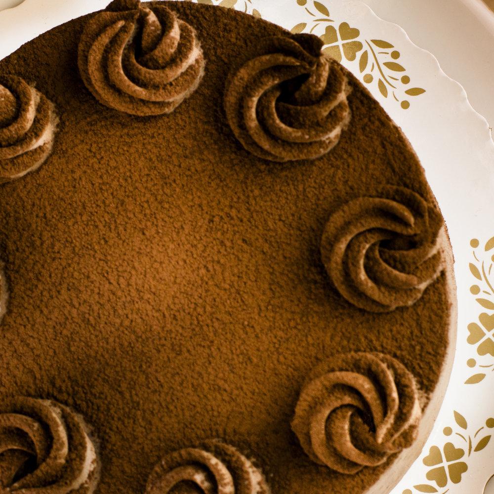 African Queen Cake