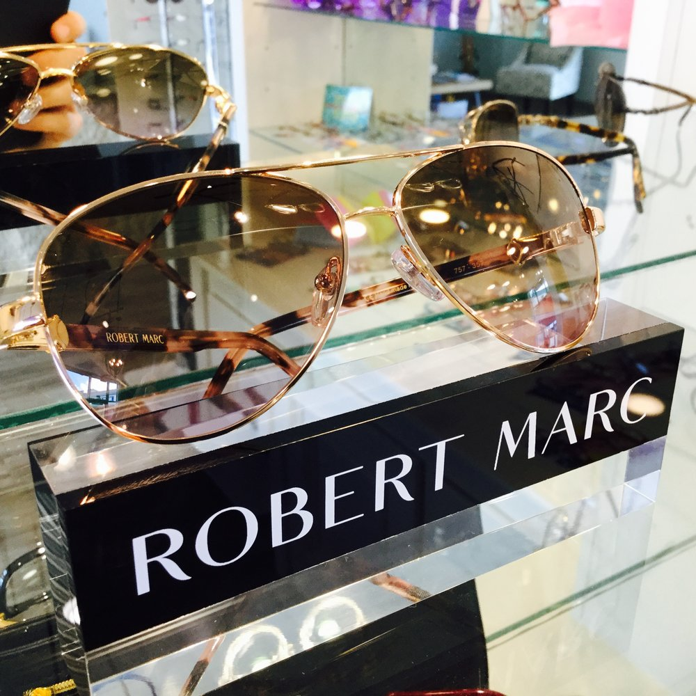 Robert Marc Aviator Sunglasses!