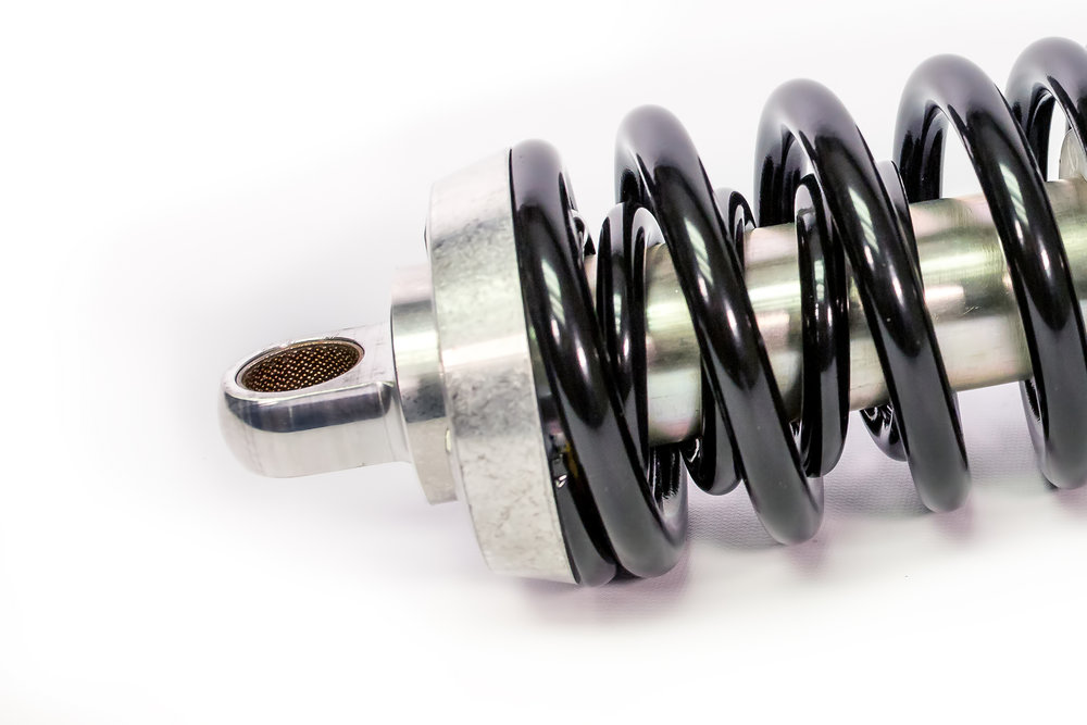 Coil Over Close-up