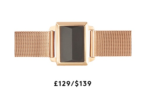 Rose Gold Metal Mesh