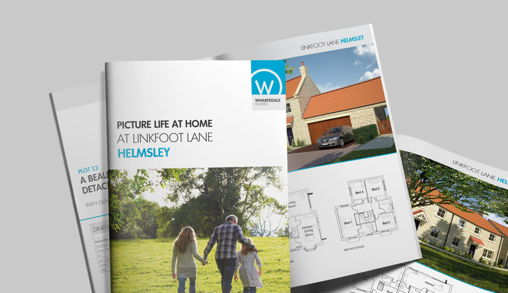 Wharfedale Homes - product brochures