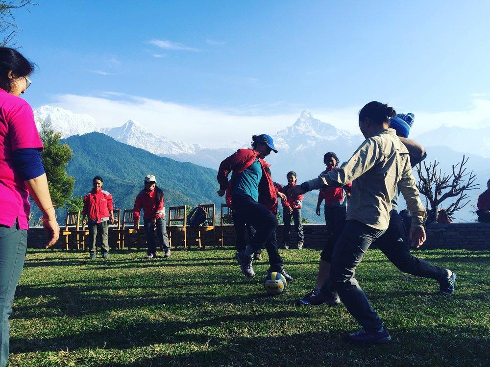 SportsUnited Exchange Nepal- Pickup by the Himalayas.jpg