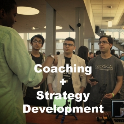 Coaching and Strategy Dev.
