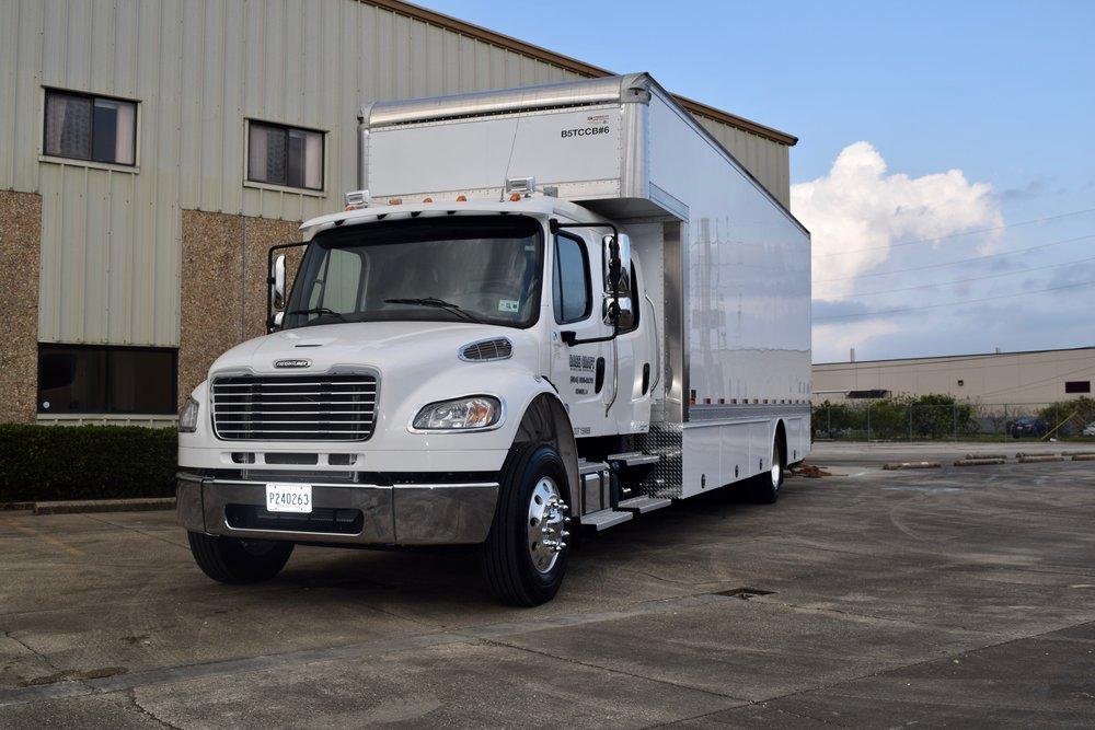5T box trucks