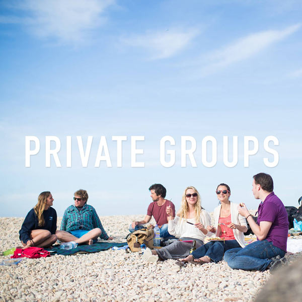 Private Groups Charter
