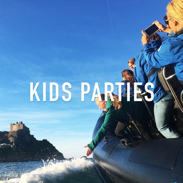 kids parties charter