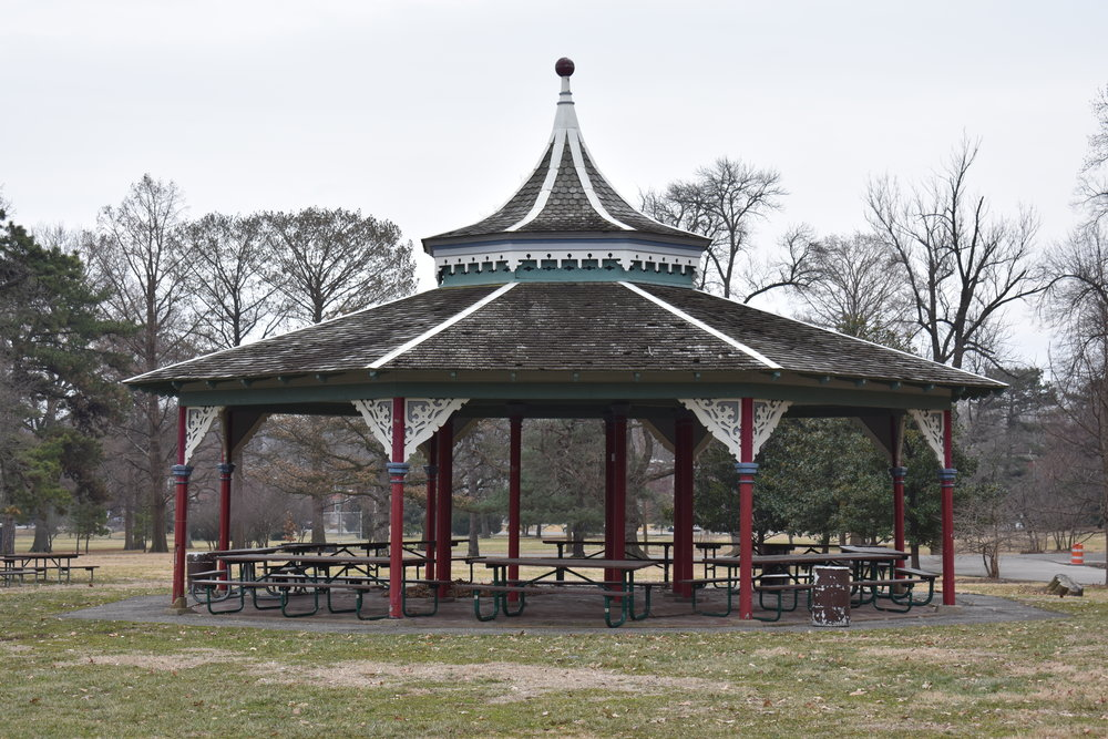 Old Carriage Pavilion