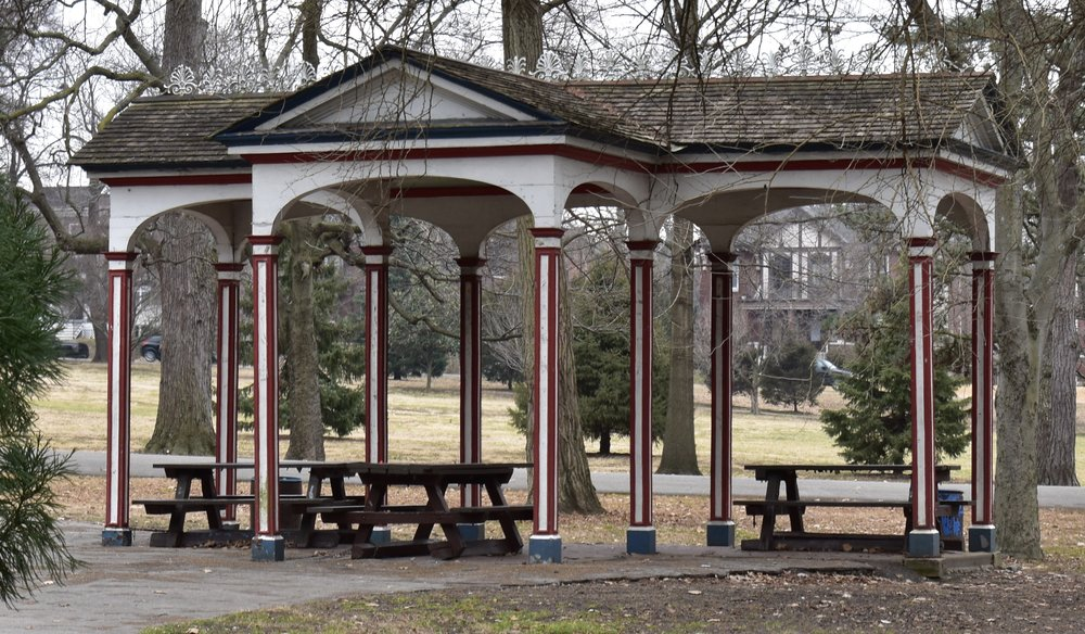 Cypress North Pavilion