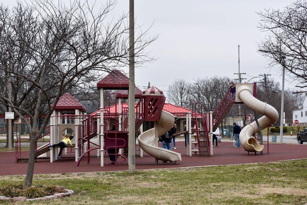 Berra Park- Prayground