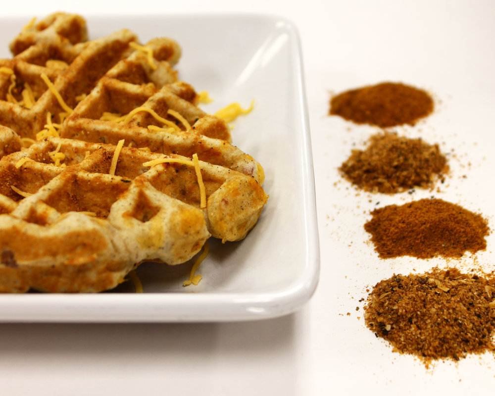 Seriously Savory Waffle