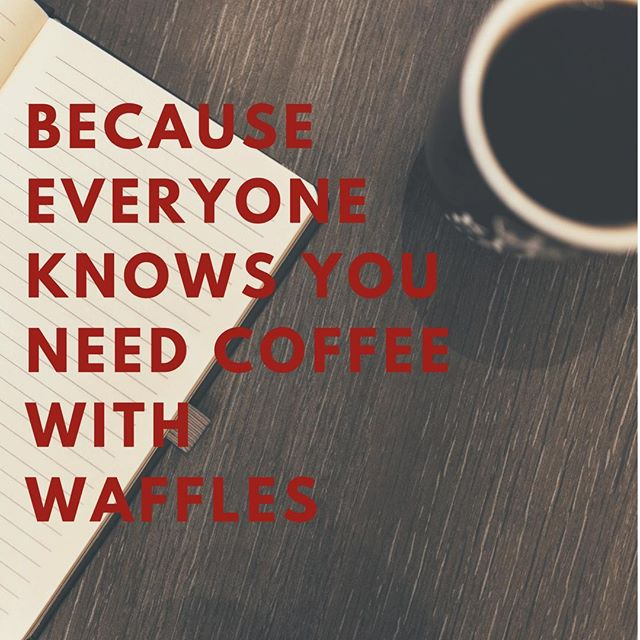 Could we get a side of waffles with our coffee?! It's a Monday, and our whole team is feeling every bit of this past weekend. Nothing a few cups of Joe and some protein waffles can't fix! Who else had a longgg weekend? • • • #startright #highproteinwaffles #highprotein #glutenfree #gfwaffles #glutenfreeliving #glutenfreelife #glutenfreestl #toasterwaffles #wafflebuns #wafflesliders #breakfast #healthybreakfast #healthyeats #bfhealth #eeeeats #convenient #healthylifestyle #weekendwithdrawals #proteinwaffles #summergoals #busy #schedule #savingtheworld