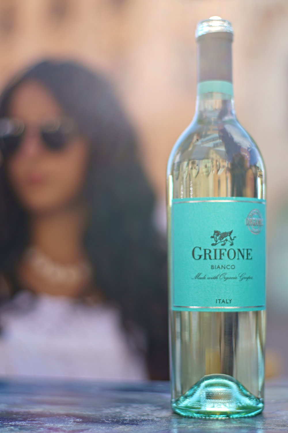 GRIFONE WHITE BLEND #WINEOFITALY