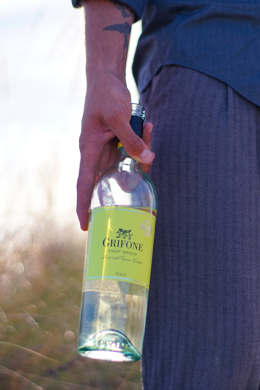 GRIFONE PINOTGRIGIO #wineofitaly