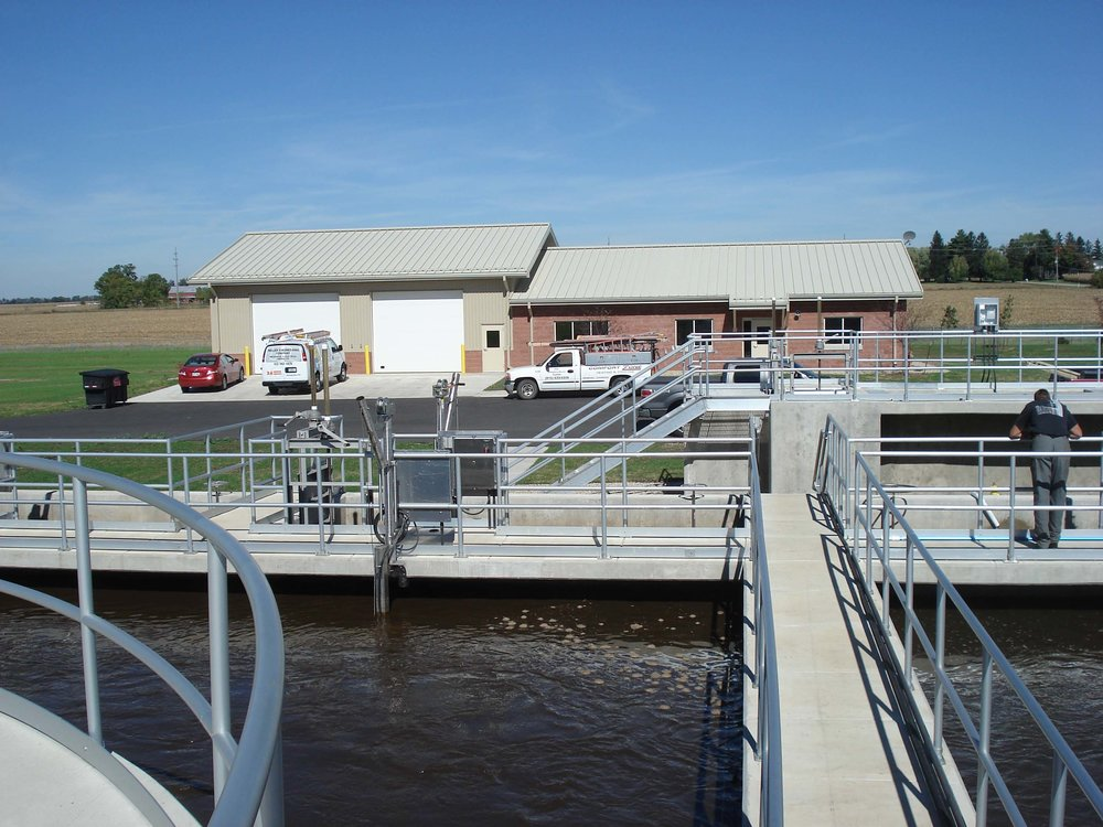 Mt. Morris Waste Water Treatment Plant