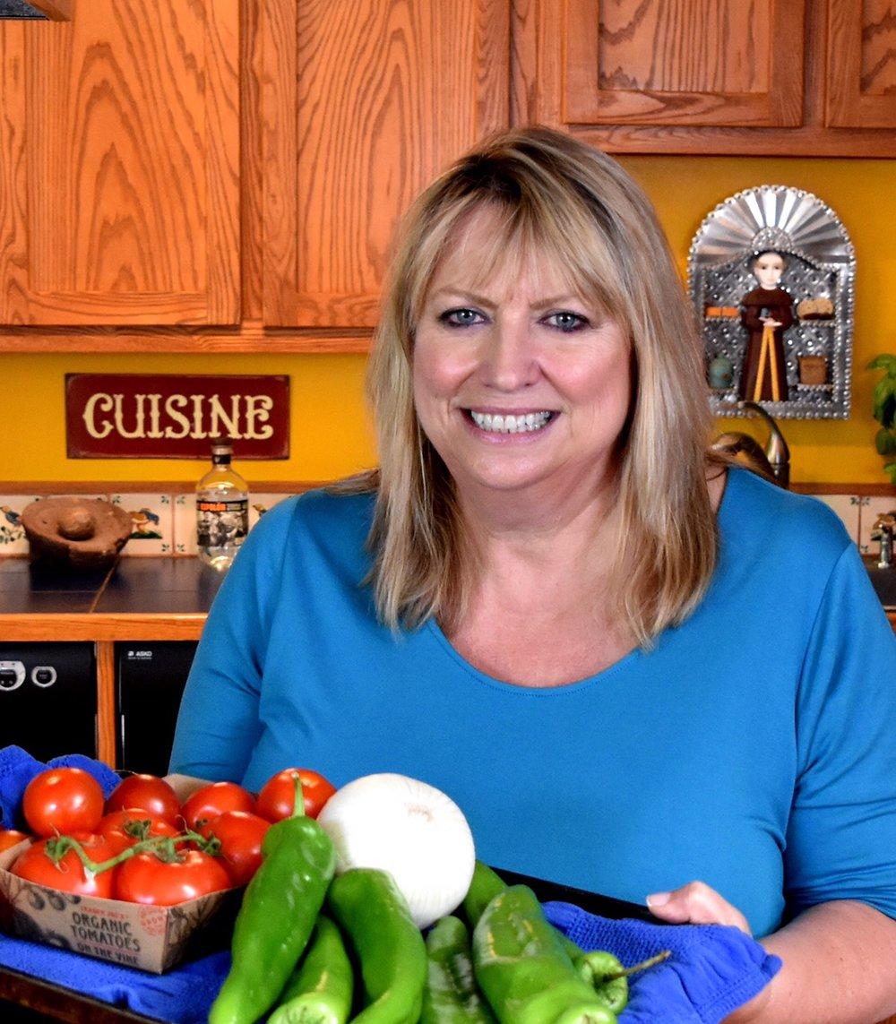 Chef Cheryl Jamison