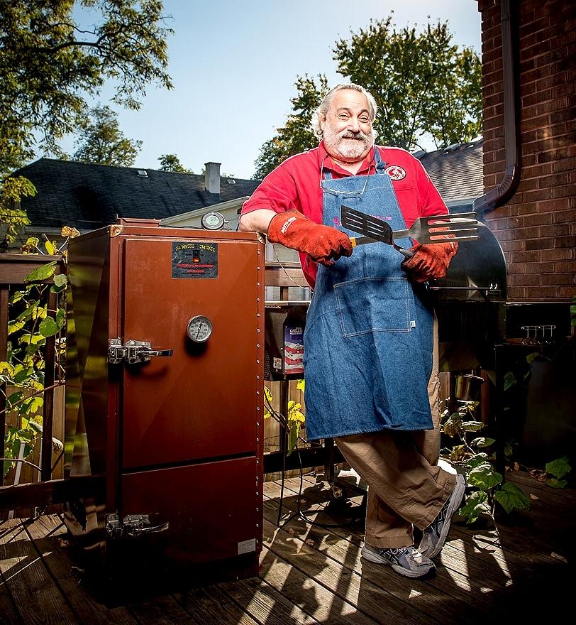 Chef Meathead Goldwyn