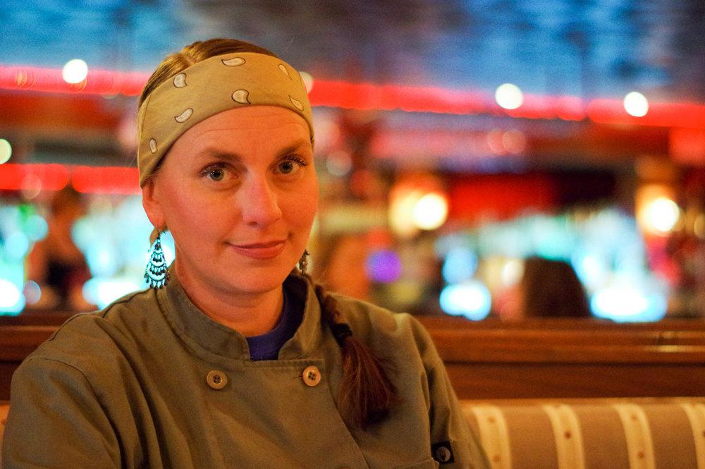 Chef Jen Doughty
