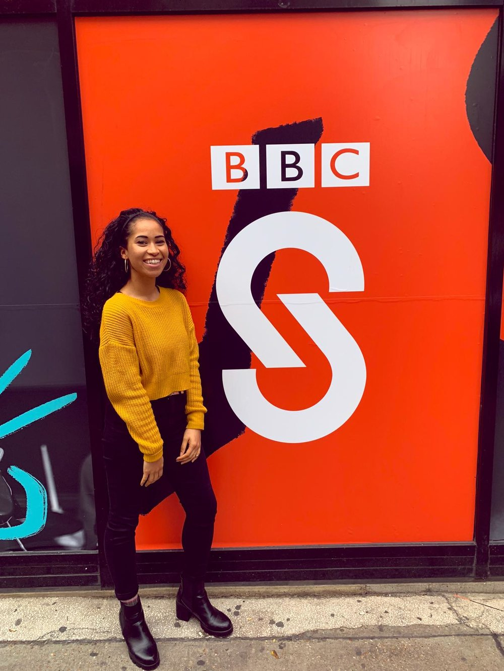 BBC SOUNDS - Swarzy is the official young voice of BBC Sounds, voicing all adverts and trails across BBC radio platforms (national, regional, and local), the BBC Sounds app, and BBC TV.